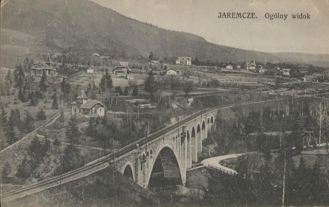 Яремче міст на Пруті